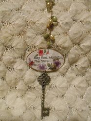 Key to Bag End necklace by chicgeekmsw
