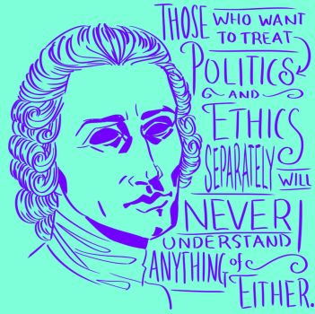 Politics and Ethics by 0torno