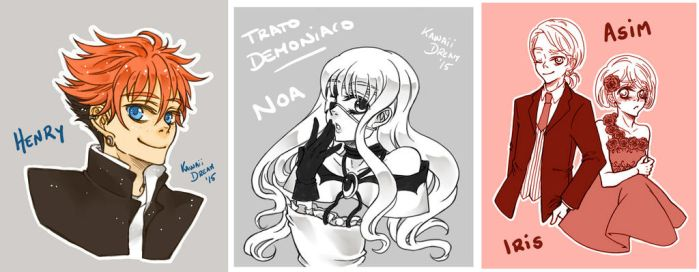 Subcultura Fan Sketches #2 by Kawaii-Dream