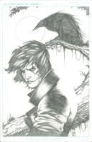 The Crow: Ghost of Sorrow by Ace-Continuado