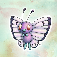 #12 Butterfree