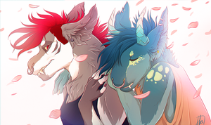 We Are Here Together by impalae