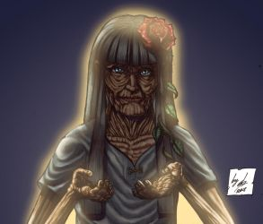 Old Lady by DonGueroLabs
