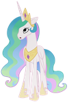 Lullaby for a Princess (vectorized) by IphStich