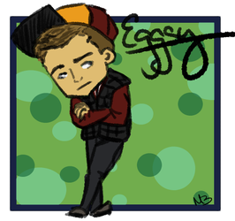 Another Eggsy by invisibleheros