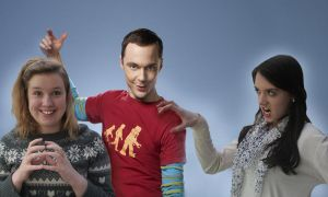 Our Day with Sheldon by CartographerCaitlin