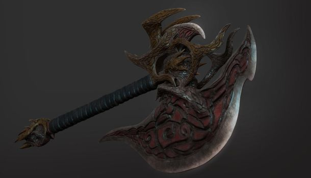 Raaka Weapon Without post by mzrkart