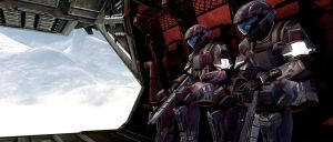 ODST - Preparing For Action by Locke-357