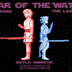 Fear of the Water - StarWars Animatic (Reylo) by Cetrece