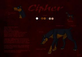 Cipher -charsheet- by Aarok