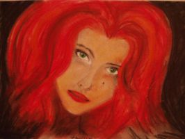 Poisonous red by Whispery