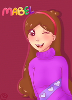 Mabel time! by BeatrizForever