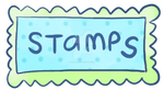 Stamps by heidi-rodis