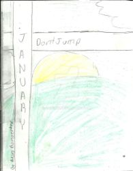 Don't Jump January (Front Cover) by Ahtilak