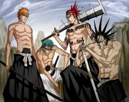 BLEACH Series Compilation by ToPpeRa-TPR