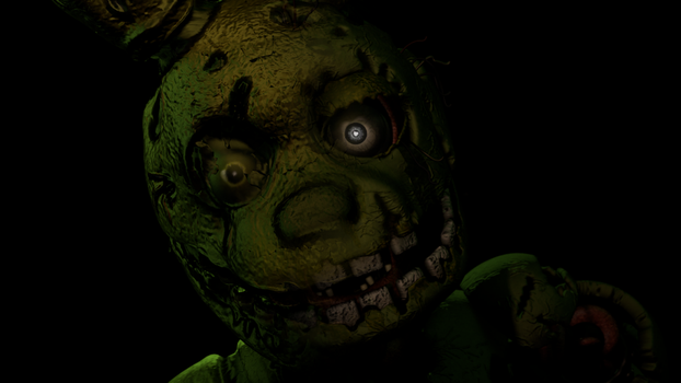 SFM - All Springtrap model I could get my hands on by Enforma