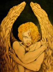 Angel / 2013 by JPS-Jitka