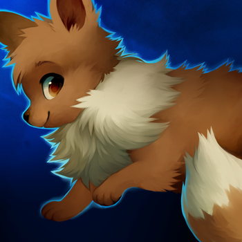 Eevee by dexikon