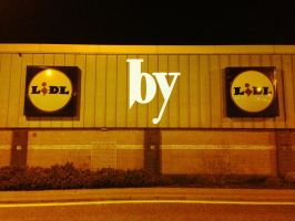 LiDLbyLiDL by drumfil