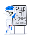 Commission: Speed Limit by ZuTheSkunk
