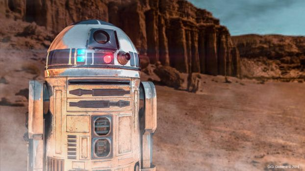 R2D2 by spidphone