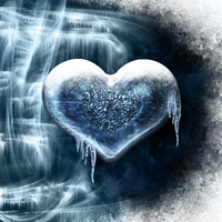 Frozen Heart by Intricate-Illusions