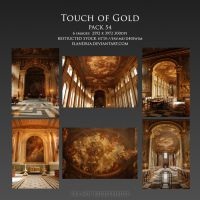 Touch of Gold Pack 54 by Elandria