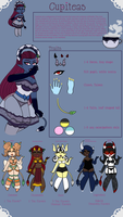 Cupitea Species Sheet! by chiliechii