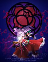 Revolutionary Mare Utena by alex-heberling
