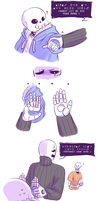 Smol Hands by chaoticshero
