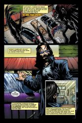 Funhouse Issue 2 Page 2 by RudyVasquez
