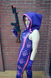 Super Homie Kinzie Kenzington - Saints Row IV by zhobot