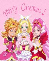Precure Secret Santa 2016 by Pinceau-Arc-en-Ciel