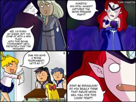 Usagi is so predictable by spike110