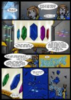 Brave The Fortress: Page 15 by GigaLeo
