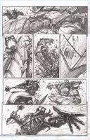 Batman 9-pg1 sample by VASS-comics