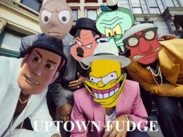 Uptown Fudge (Forty Winks Version). by Corbett-Collins