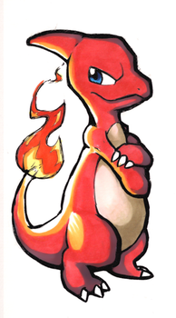 Charmeleon by Epifex
