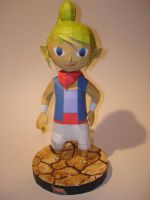 Tetra Papercraft by Skele-kitty