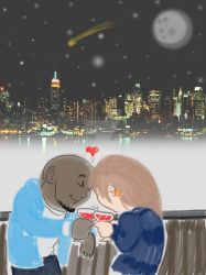 You Me And The Big Apple by TyroneAcres