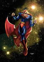 Man of Steel by theICB