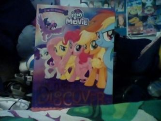 My Little Pony: The Movie Dare To Discover by AgentJeiceMIB24