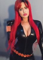 Black Widow by Leticiahadmadcosplay