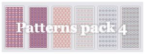 Patterns pack 004 by talieps1000