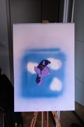 Twilight Sparkle #1 [full paper] by SchnabsiX
