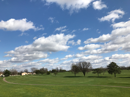 Clouds Over the Golf Course IMG 3915 by TheStockWarehouse