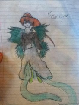 Requested Request- Fairy by Aleka446