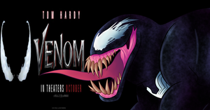 Venom Fanart by Darkspike75