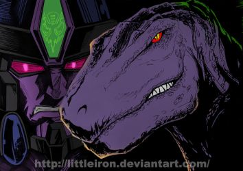 BW Megatron -- revised by littleiron