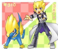 Jack and Manectric